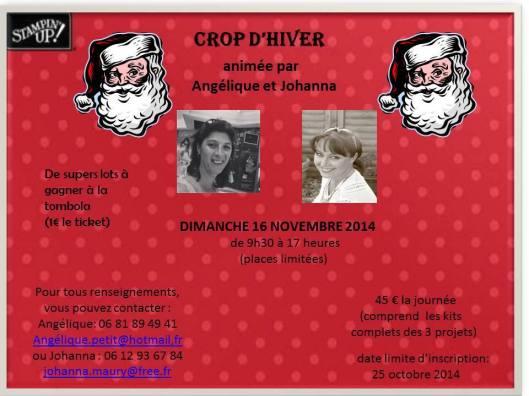 Affiche crop johanna